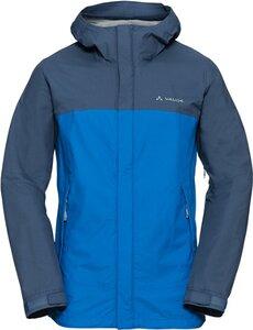 VAUDE Jacke Lierne Jacket II Blau Bekleidung