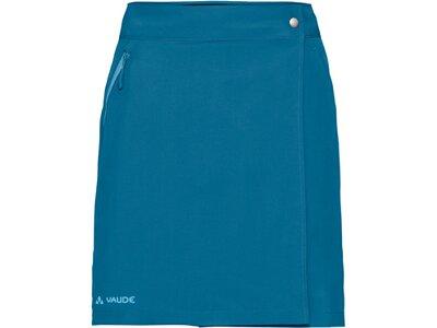 VAUDE Damen Kleid-Rock Skomer Skort II Blau