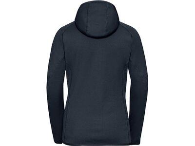 VAUDE Damen Jacke Tekoa Fleece Jacket Blau