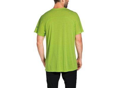 VAUDE Herren T-Shirt Tekoa Shirt Grün