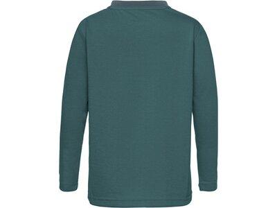 VAUDE Kinder T-Shirt Fulmar LS II Blau