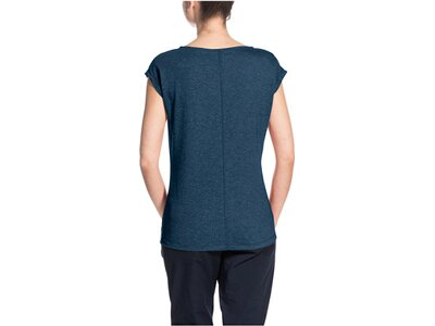 VAUDE Damen T-Shirt Moja Shirt III Blau