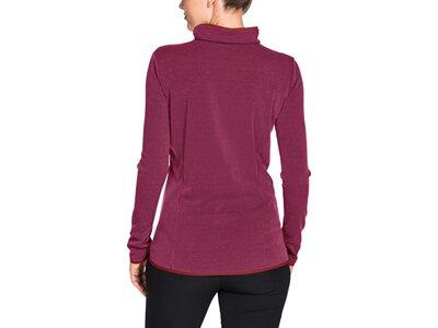 VAUDE Damen T-Shirt Women's Miskanti LS T-Shirt Lila