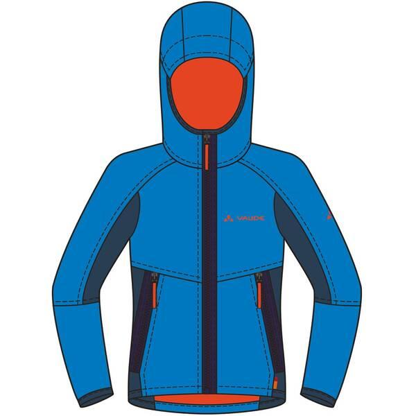 neues Hoch Großhandelsverkauf Genieße am niedrigsten Preis VAUDE Kinder Jacke Rondane Jacket III