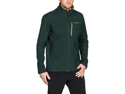 VAUDE Herren Jacke Men's Cyclone Jacket V Grau