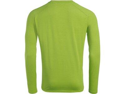 VAUDE Herren T-Shirt Men's Gleann LS Shirt II Grün