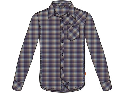 VAUDE Herren Hemd-Bluse Men's Neshan LS Shirt III Grau