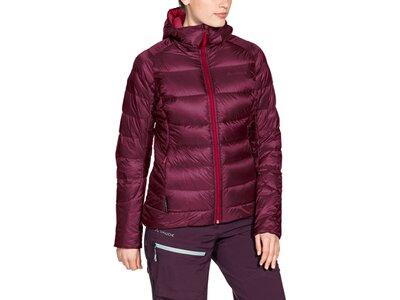 VAUDE Damen Jacke Women's Kabru Hooded Jacket III Braun