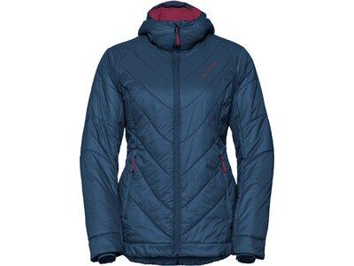 VAUDE Damen Jacke Women's Back Bowl SYN Jacket Blau