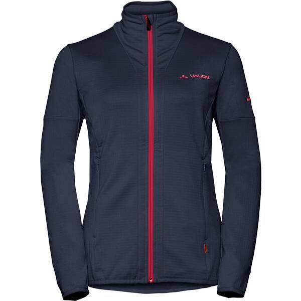 VAUDE Damen Pullover Women's Back Bowl Fleece FZ Jacket