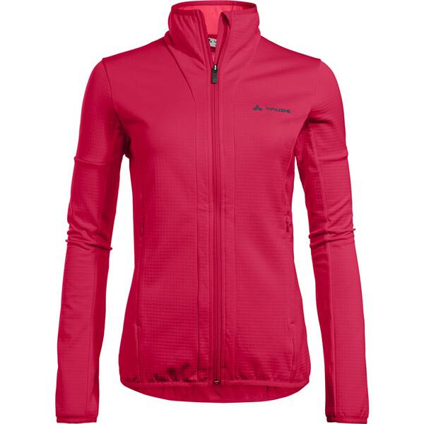 VAUDE Damen Pullover Women's Back Bowl Fleece FZ Jacket