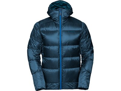 VAUDE Herren Jacke Men's Kabru Hooded Jacket III Blau