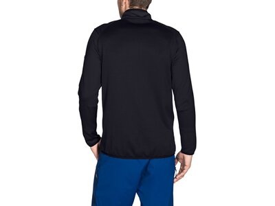 VAUDE Herren Jacke Men's Back Bowl Fleece FZ Jacket Schwarz