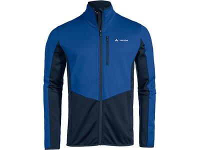 VAUDE Herren Jacke Men's Back Bowl Fleece FZ Jacket Blau
