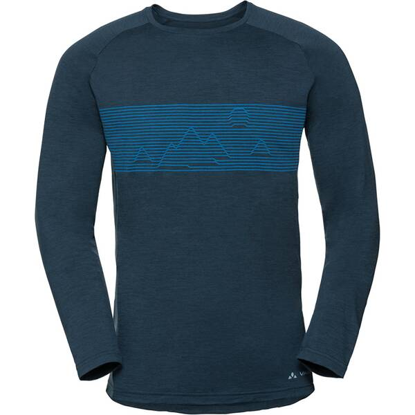 VAUDE Herren T-Shirt Men's Base LS Shirt