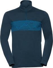 VAUDE Herren T-Shirt Men's Base Halfzip
