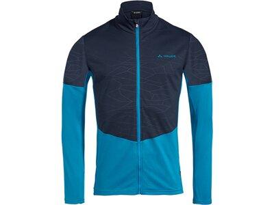 VAUDE Herren Trikot Men's All Year Moab Shirt Blau