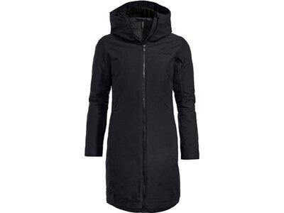 VAUDE Damen Annecy 3in1 Coat III Schwarz