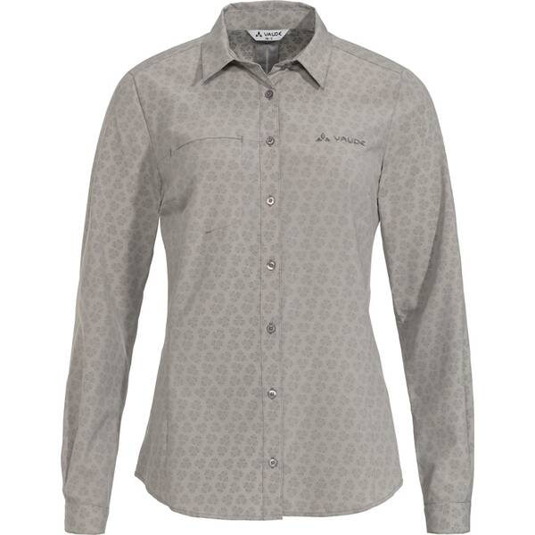 VAUDE Damen Hemd-Bluse Women's Rosemoor LS Shirt