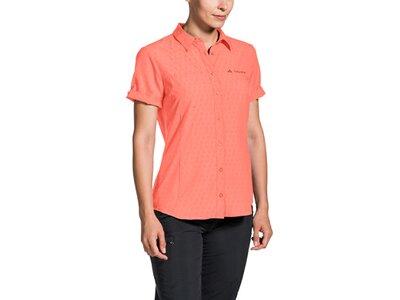 VAUDE Damen Hemd-Bluse Rosemoor Shirt Pink