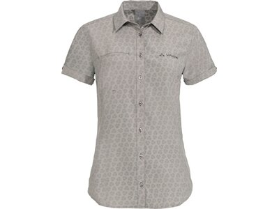 VAUDE Damen Hemd-Bluse Rosemoor Shirt Schwarz