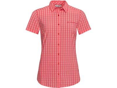 VAUDE Damen Hemd-Bluse Seiland Shirt II Rot
