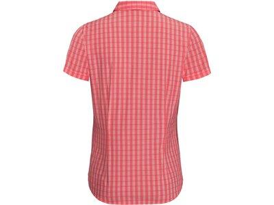 VAUDE Damen Hemd-Bluse Seiland Shirt II Pink