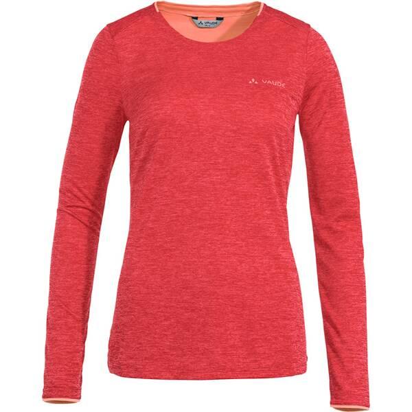 VAUDE Damen T-Shirt Essential LS T-Shirt
