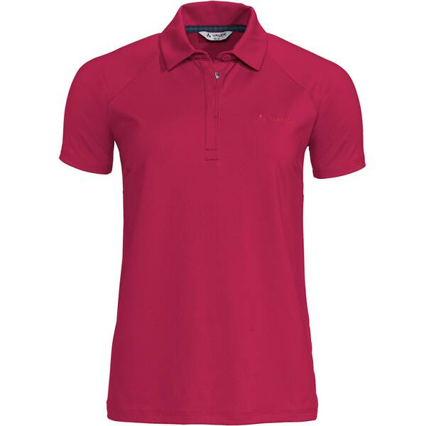 VAUDE Damen T-Shirt Skomer Polo Shirt