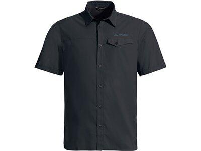 VAUDE Herren Hemd-Bluse Rosemoor Shirt Schwarz