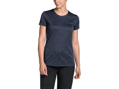 VAUDE Damen Essential T-Shirt Grau
