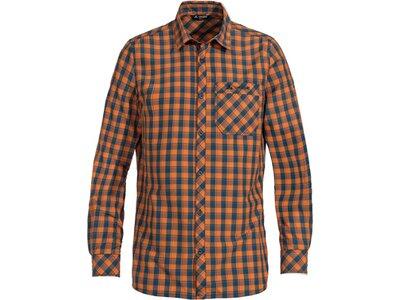 VAUDE Herren Hemd-Bluse Heimer LS Shirt III Orange
