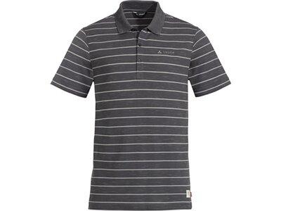 VAUDE Herren T-Shirt Labisco Polo Grau