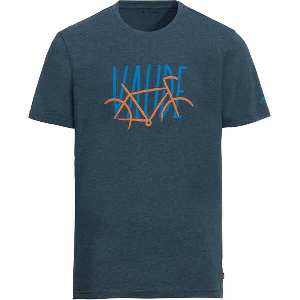 """VAUDE Herren Radshirt """"Men's Cyclist T-Shirt IV"""" Kurzarm"""