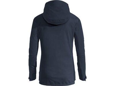 VAUDE Damen Jacke Croz 3L Jacket III Grau