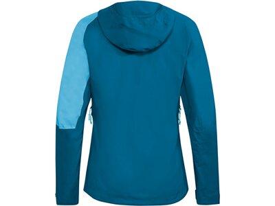 VAUDE Damen Jacke Simony 2,5L Jacket III Blau