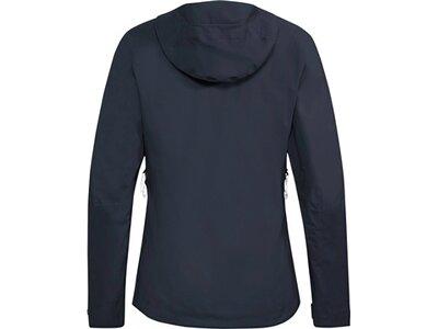 VAUDE Damen Simony 2,5L Jacke III Blau
