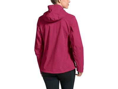 VAUDE Damen Jacke Simony 2,5L Jacket III Rot