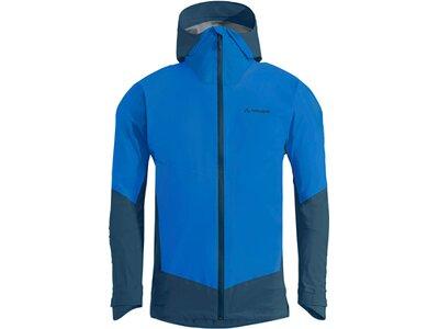 VAUDE Herren Jacke Croz 3L Jacket III Blau