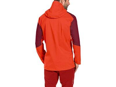 VAUDE Herren Jacke Simony 2,5L Jacket III Rot