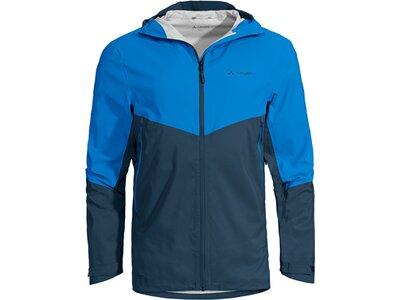 VAUDE Herren Jacke Simony 2,5L Jacket III Blau