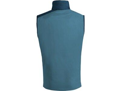 VAUDE Herren Weste Freney Hybrid Vest II Blau
