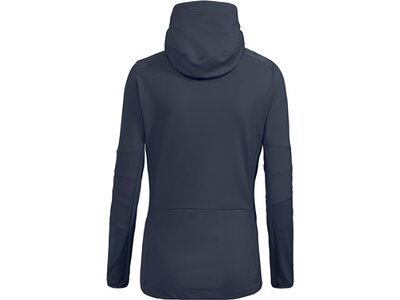 VAUDE Damen Jacke Croz Softshell Jacket Blau
