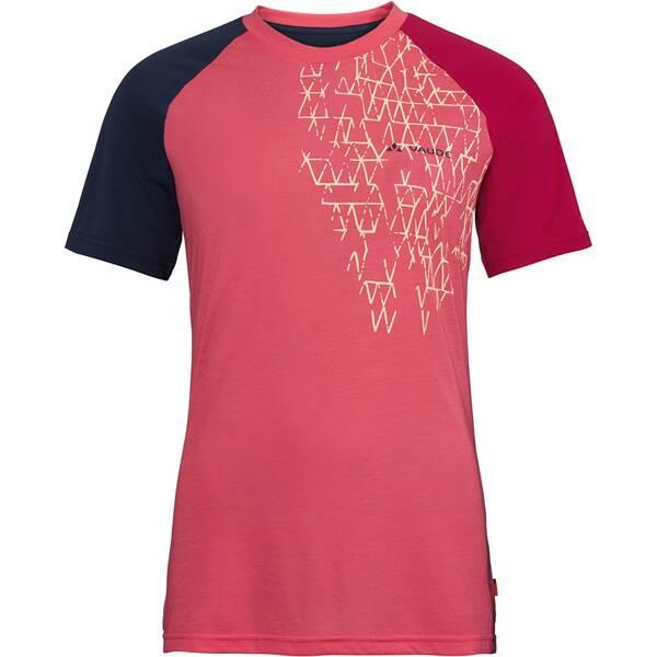 VAUDE Damen T-Shirt Moab Shirt IV