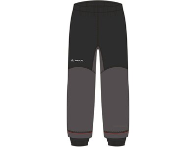 VAUDE Kinder Hose Kids Escape Padded Pants III Schwarz