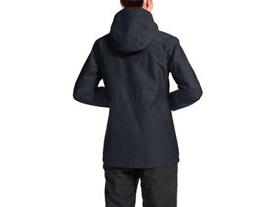 VAUDE Damen Jacke Women's Rosemoor Padded Jacket Schwarz