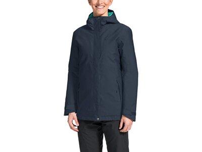 VAUDE Damen Jacke Women's Rosemoor Padded Jacket Blau