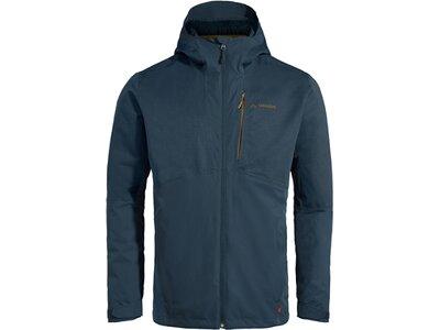 VAUDE Herren Miskanti 3in1 Jacket II Blau