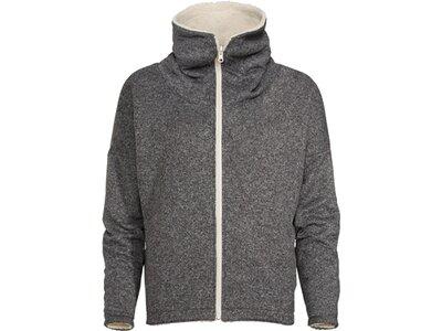 VAUDE Damen Jacke Women's Mineo Reversible Jacket Grau