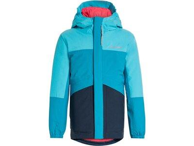 VAUDE Kinder Escape Padded Jacket Blau